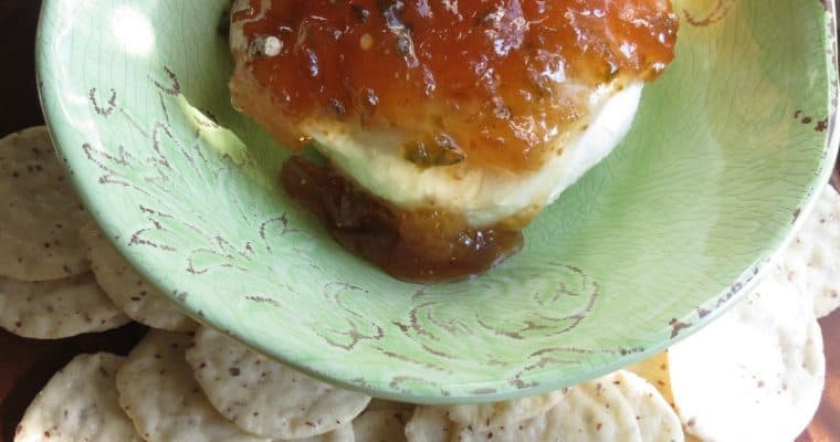 Fig Pepper Jelly
