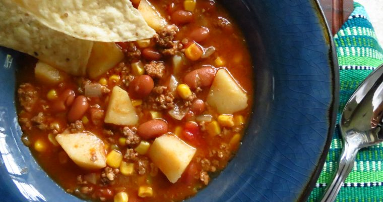 My Sister's Cowboy Stew In The Instant Pot