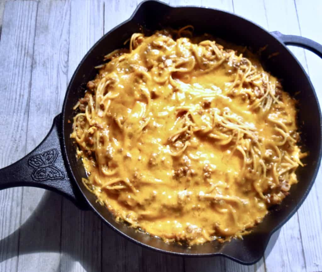 Baked More Casserole, One-Pot Meal.