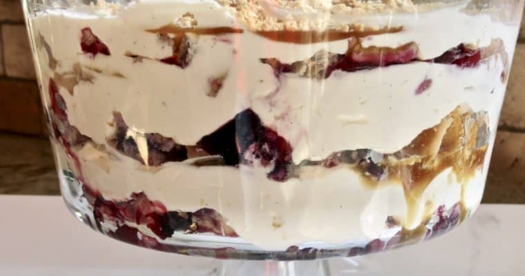 Easy Pie Trifle Dessert